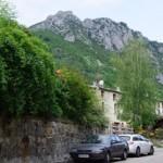 フランスの村への旅