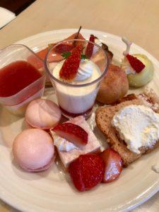 苺デザート各種
