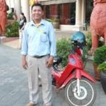カンボジア 一人旅の巻  3