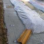 新築工事 基礎工事の巻2
