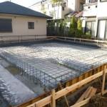 新築工事 基礎工事の巻3