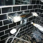 浴室の水栓を交換したら壊れてしまいました