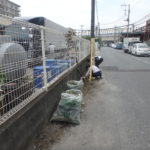 5月30日は「ごみゼロの日」 近隣のゴミ拾いを行いました