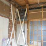 市川市の耐震補強工事2